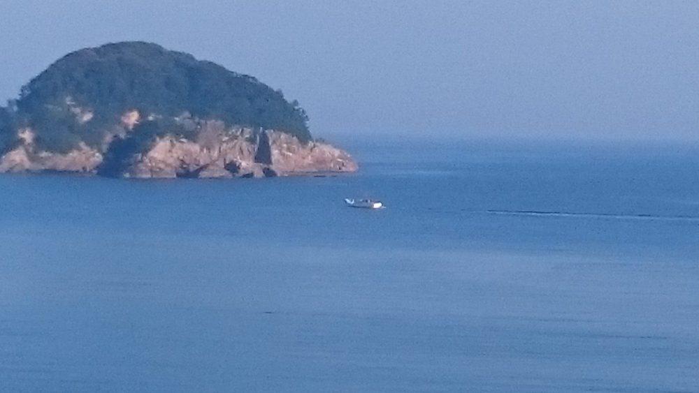 7月23日 夏の須佐湾遊覧船定時運航